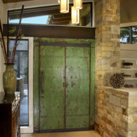 Amanda Precourt Nine Pines Ranch Door